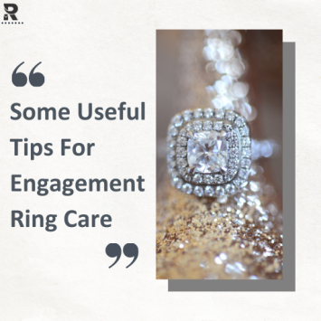 engagement ring care