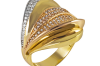 Differences Between Platinum, White Gold, Yellow Gold , and Rose Gold