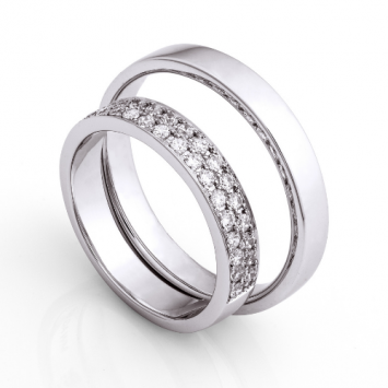 Truly Unique Tension Ring Setting Engagement Rings 2021