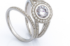 Pave Setting: Let Set Diamond For Your Engagement Ring Design