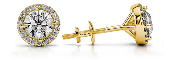 CLEANING DIAMOND EARRINGS AND JEWELRY