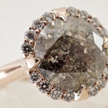 Best Online Buying Guide for Salt and Pepper Diamonds