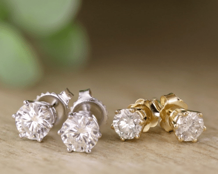What Is The Important Difference Between Lab Grown And Natural Diamond Stud Earrings?